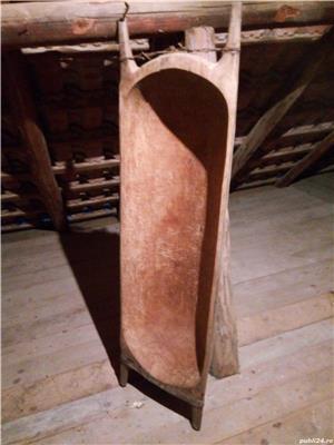 Covata taraneasca din lemn - imagine 4