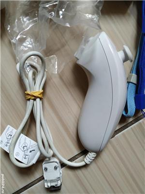 Wii: Controller, volan, pusca, pistol, Motion Plus, nunchuck, husa, snur, mote, Zapper, etc - imagine 6