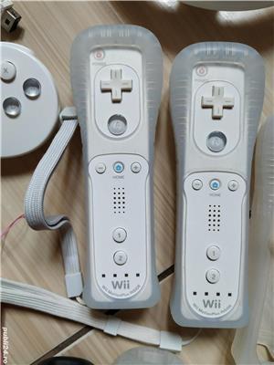 Wii: Controller, volan, pusca, pistol, Motion Plus, nunchuck, husa, snur, mote, Zapper, etc - imagine 5