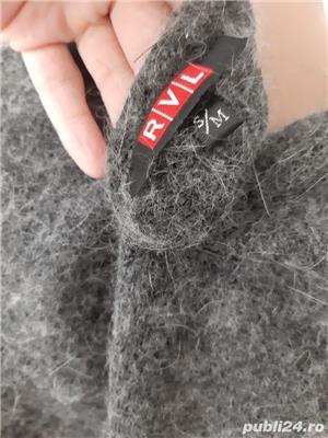 Pulover damă RVL cu lână- ART - imagine 3