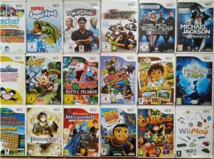 Wii: Wii Play, Sims, Yoga, Sports, Karts, Wario, Ben 10, Lego, Hugo, Circus, Go Diego, Party, etc. - imagine 2
