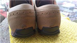 Pantofi piele Tommy Hilfiger mar. 39 (24 cm) - imagine 4