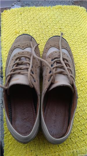 Pantofi piele Tommy Hilfiger mar. 39 (24 cm) - imagine 7