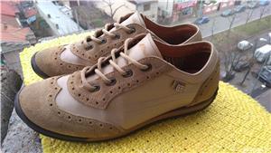 Pantofi piele Tommy Hilfiger mar. 39 (24 cm) - imagine 5
