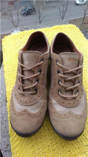 Pantofi piele Tommy Hilfiger mar. 39 (24 cm) - imagine 3