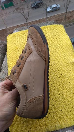 Pantofi piele Tommy Hilfiger mar. 39 (24 cm) - imagine 9