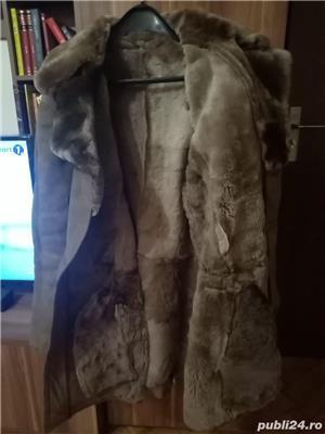 Vând palton stil Alain Delon  - imagine 3