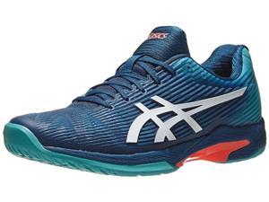 Adidasi tenis Asics Solution Speed FF Clay Blue/White - imagine 2