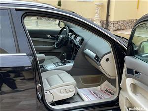 Audi A6 2.0 TDi 170 Cp Euro 5 An 2009 S-Line - imagine 10