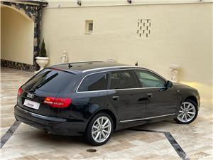 Audi A6 2.0 TDi 170 Cp Euro 5 An 2009 S-Line - imagine 4