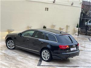Audi A6 2.0 TDi 170 Cp Euro 5 An 2009 S-Line - imagine 5