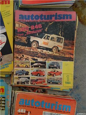 """Colectie de reviste """"Autoturism""""-1975-1997 - imagine 4"""