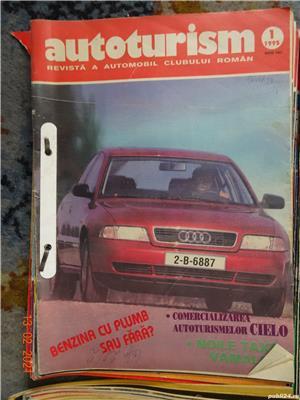 """Colectie de reviste """"Autoturism""""-1975-1997 - imagine 2"""