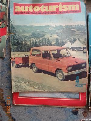 """Colectie de reviste """"Autoturism""""-1975-1997 - imagine 3"""