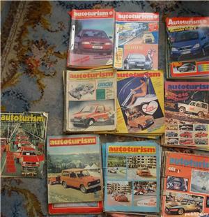 """Colectie de reviste """"Autoturism""""-1975-1997 - imagine 1"""
