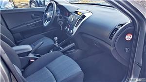 KIA CEE'D - GARANTIE 12 LUNI -REVIZIE+LIVRARE GRATUITE -TEST DRIVE -VANZARE CASH/RATE FIXE AVANS 0%. - imagine 13