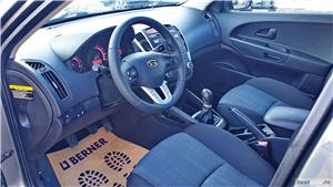 KIA CEE'D - GARANTIE 12 LUNI -REVIZIE+LIVRARE GRATUITE -TEST DRIVE -VANZARE CASH/RATE FIXE AVANS 0%. - imagine 9