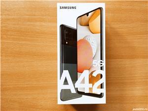 Vand Samsung A42 5G,nou,sigilat,garantie 2 ani cu factura de la Orange - imagine 5
