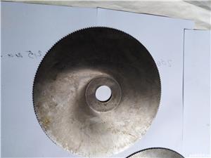 Pinze de debitat metal diametru 250mm. - imagine 5