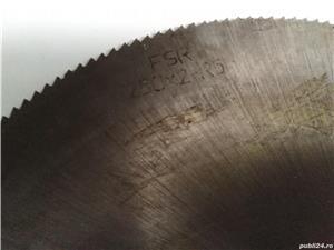 Pinze de debitat metal diametru 250mm. - imagine 7