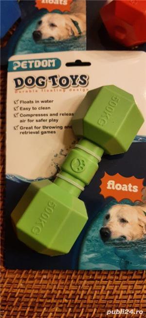 Jucarie plutitoare pentru câini  - imagine 3