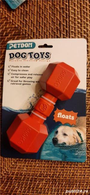 Jucarie plutitoare pentru câini  - imagine 6