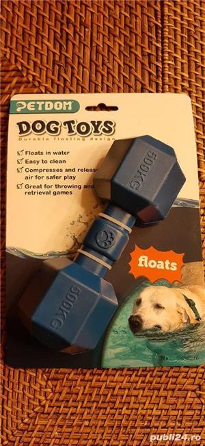 Jucarie plutitoare pentru câini  - imagine 1