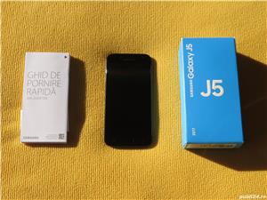 Telefon Mobil Samsung Galaxy J5 2017, Dual SIM, Negru, model SM-J530F - imagine 5