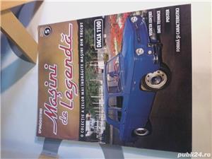Revista Masini de legenda, Dacia 1100 - imagine 1