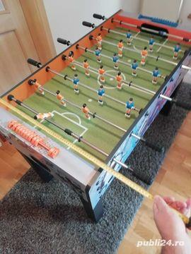 Masa de fotbal 120x60x80 - imagine 6