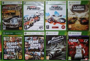 Xbox 360: GTA, Sniper, UFC, NFS, MotoGP, Injustice, F1, Forza, WRC, MK, Medal Of Honor, Samurai, etc - imagine 5