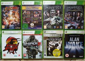 Xbox 360: GTA, Sniper, UFC, NFS, MotoGP, Injustice, F1, Forza, WRC, MK, Medal Of Honor, Samurai, etc - imagine 3