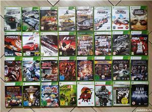 Xbox 360: GTA, Sniper, UFC, NFS, MotoGP, Injustice, F1, Forza, WRC, MK, Medal Of Honor, Samurai, etc - imagine 2