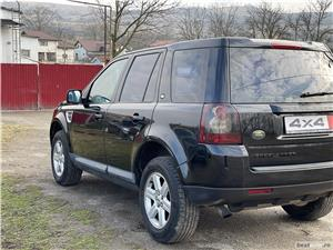 Land Rover Freelander 2*clima*2.2 diesel TDS*4x4*pilot*af.2008*Italia!. - imagine 4