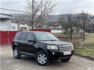 Land Rover Freelander 2*clima*2.2 diesel TDS*4x4*pilot*af.2008*Italia!. - imagine 1