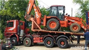 Deținător  de buldo escavator  caut colaborator  sau asociat - imagine 2