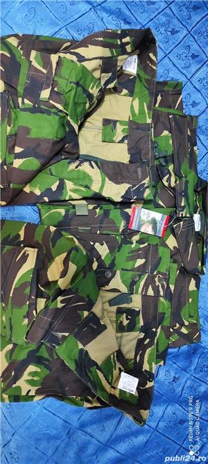 Tinuta NOUA costum militar army ristop padure mozaic vanatoare airsoft paintball pescuit munca - imagine 6