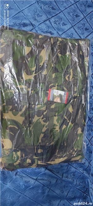 Tinuta NOUA costum militar army ristop padure mozaic vanatoare airsoft paintball pescuit munca - imagine 8