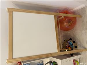 Tabla Ikea de scris cu marker si creta - imagine 4
