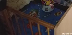 Pătuț copii + saltea - imagine 5