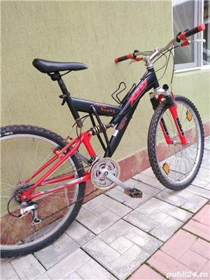 Bicicleta suspensii sport  - imagine 9