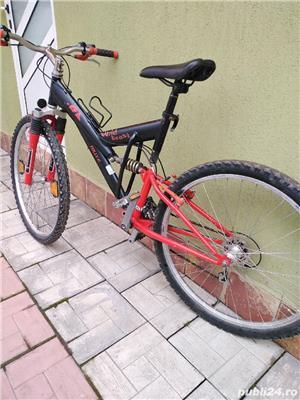 Bicicleta suspensii sport  - imagine 7