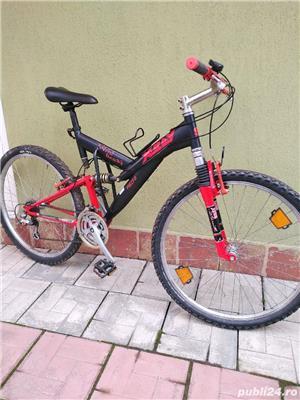 Bicicleta suspensii sport  - imagine 4