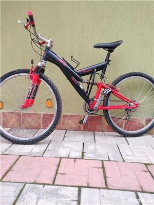Bicicleta suspensii sport  - imagine 6