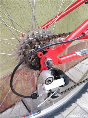 Bicicleta suspensii sport  - imagine 2