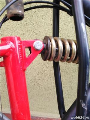 Bicicleta suspensii sport  - imagine 3