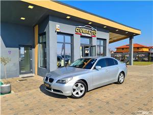 BMW SERIA 5   XENON   INT PIELE FULL ELECTRIC   LIVRARE GRATUITA/Garantie/Finantare/Buy Back - imagine 1