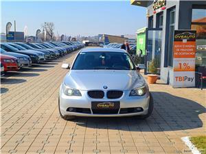 BMW SERIA 5   XENON   INT PIELE FULL ELECTRIC   LIVRARE GRATUITA/Garantie/Finantare/Buy Back - imagine 6