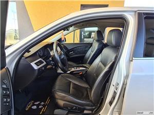 BMW SERIA 5   XENON   INT PIELE FULL ELECTRIC   LIVRARE GRATUITA/Garantie/Finantare/Buy Back - imagine 18