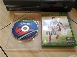 Consola Xbox One, cu acces la peste 380 jocuri (Fortnite, Forza Horizon 4, Fifa 20, Roblox, etc.) - imagine 2